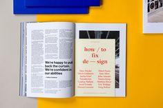 Ninety Nine U Magazine No 11 on Behance