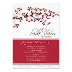 >>>Hello          Cherry Blossom Bridal Shower Invitation (crimson)           Cherry Blossom Bridal Shower Invitation (crimson) in each seller & make purchase online for cheap. Choose the best price and best promotion as you thing Secure Checkout you can trust Buy bestDeals          Cherry ...Cleck Hot Deals >>> http://www.zazzle.com/cherry_blossom_bridal_shower_invitation_crimson-161555778990747060?rf=238627982471231924&zbar=1&tc=terrest