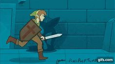 Link through the ages by Pixelpulp