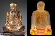 Mummified Monk Sits Inside Ancient Buddha Statue : Discovery News