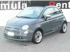 Fiat 500 CABRIO SPORT a 12.900 Euro | Cabrio | 17.600 km | Diesel | 70 Kw (95 Cv) | 06/2010
