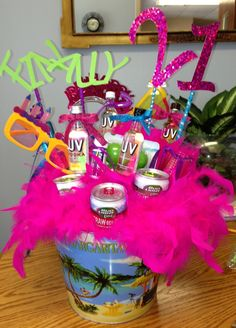 21st Birthday Gift Gifts Fun Candles Ideas