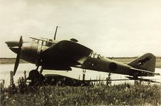 Mitsubishi, Ki-46, Dinah.  This aircraft was first used by the Japanese Army in Manchukuo and China, where seven units were equipped with it, and also at times by the Japanese Imperial Navy in certain reconnaissance missions over the northern coasts of Australia and New Guinea.