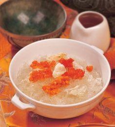 Bird's Nest soup - Chinese recipe