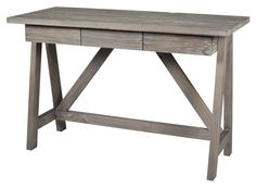 Cartwright Desk | Desks And Chairs | Office | Furniture | Products | Urban Barn on sale for $400