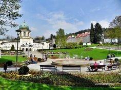 LADEK ZDROJ - Spring Park
