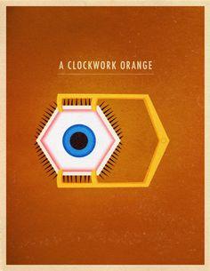 A Clockwork Orangeby spamkitty