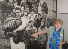 Holocaust Memorial Day Interview with Auschwitz Survivor Eva Mozes Kor