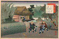 37º estación: Fujikawa Japan Painting, Asian Art, Japanese Art, Baseball Cards, Artist, Prints, Poster, Voyage, Japan Art