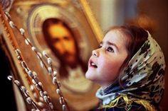 «…Приходит вечер. Давно уже мальчик осаждал мать неотступными просьбами взять его в церковь, где, по ее же словам, всем так хорошо и весело, где все стоят с вербами и свечами, откуда все возвращаются, встретив Христа, с улыбкою и песнью. Что-то неведомое