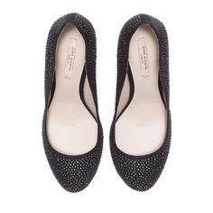 SHINY COURT SHOE - Shoes - Woman   ZARA United States