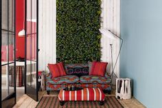 Outdoors In - Outdoor Spaces, Patio & Balcony - Decorating Ideas (houseandgarden.co.uk)
