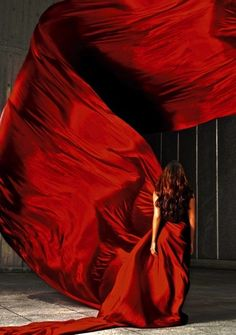 "notordinaryfashion:  Christiane Palha - ""Carmen"", directed by Sally Potter"