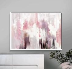 Printable Abstract Art Navy Blue and Pink Art instant Grey Art, Contemporary Abstract Art, Large Abstract Wall Art, Pink Art, Living Room Art, Art Auction, Oeuvre D'art, Landscape Art, Painting Inspiration