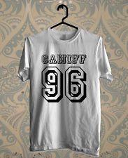TAYLOR CANIFF TSHIRT MAGCON BOYS SHIRT WHITE T-SHIRT MEN WOMEN TEE CLOTHING S-L