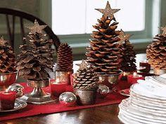 Decorating with cones
