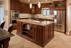 Keystone Building & Design Remodeling Pics - traditional - Kitchen - St Louis - Keystone Building and Design, LLC