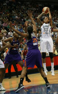 The unheralded strength of the Minnesota Lynx is finally entering the Twin Cities lexicon, as over 9,600 fans watched the Lynx beat the Phoenix Mercury 96-80. Rebekkah Brunson and Taj McWilliams-Franklin both recorded their second double-double of the season for Minnesota. DeWanna Bonner led Phoenix with 23 points.