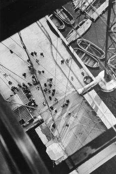 Pont Transbordeur, photography by Tim Gidal, in Marseille. - Pont Transbordeur, photography by Tim Gidal, Laszlo Moholy Nagy, Man Ray, Photojournalism, Vintage Pictures, Vintage Photography, American Artists, Im Not Perfect, London, Black And White