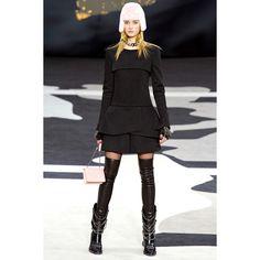 Chanel  #VogueRussia #readytowear #rtw #fallwinter2013 #Chanel #VogueCollections