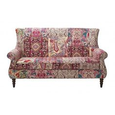 Jennifer Taylor, 5322-810, Sofas And Loveseat, Jennifer Taylor 5322 810 Pink Sette Loveseat