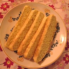 okara biscotti. sub flour for rice with xanthan or oat