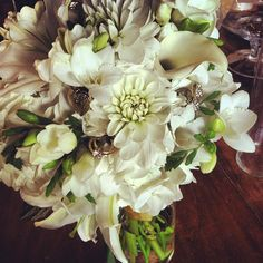 50th anniversary bouquet // #Breckenridge #Anniversary #flowers