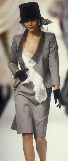 Gianfranco Ferré for Christian Dior, Spring-Summer 1990