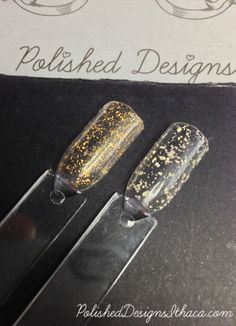 Designs by Amber   A Nail Blog OPI Gwen Stephani's Don't Speak 18K Gold Top Coat