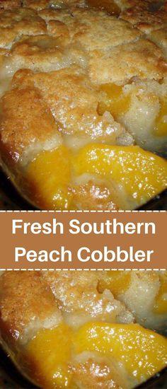 Canned Peach Cobbler Recipe, Can Peach Cobbler, Homemade Peach Cobbler, Georgia Peach Cobbler Recipe, Easy Southern Peach Cobbler Recipe, Healthy Peach Cobbler, Pecan Pie Cobbler, Blackberry Cobbler, Apple Cobbler