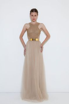 Patricia Bonaldi is my new favorite designer for ethereal formal wear.