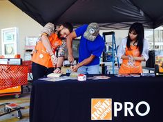 Home Depot Store0209 Pushing Rsw Roofing Shutters And