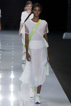 a140cbd23e96 Emporio Armani Spring 2018 Ready-to-Wear Fashion Show Collection Armani  Clothing