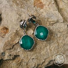 Feeling lucky?  Make them green with envy.  via @TacoriOfficial #stpattysday #green #jewelry #style #citylights #tacori #tacorigirl #earrings