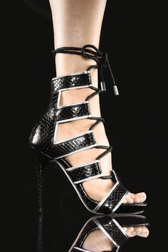 Conquer new ground in #shoes by #AlexanderMcQueen