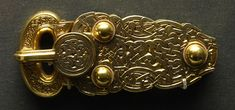 1,200 year old Viking belt buckle