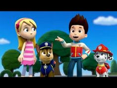 Paw Patrol Cartoon Nick Jr - Paw Patrol Full Episodes 2016, Paw Patrol F...