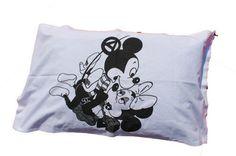 Punk Mickey & Minnie SEX Pillowcase   #Seditionaries