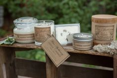 Wax Apothecary SILVER-DOLLAR EUCALYPTUS candles Aromatherapy: purifying, invigorating, supports respiratory system every candle is handmade with pure vegan wax, natural fragrances derived from essential oils & blended with dried eucalyptus leaves. Lavender Blossoms, Natural Headache Remedies, Rose Candle, Candle Art, Dried Rose Petals, Aromatherapy Candles, Glass Containers, Wax Melts, Pure Products