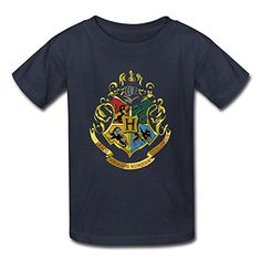 TBTJ Hogwarts School Harry Potter T Shirts For Kids 624 Months Navy 24 Months