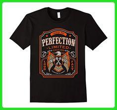 Mens Vintage Made In 1964 Birthday Gift T-Shirt Eagle XL Black - Birthday shirts (*Amazon Partner-Link)