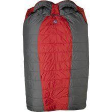 Big Agnes Cabin Creek 15 Degree Double Wide Sleeping Bag $185