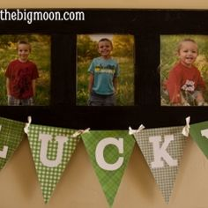 St. Patrick's Day Printable Bunting