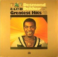 Desmond Dekker - Greatest Hits GER 1974 Lp MINT