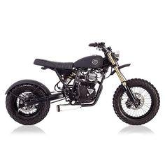 Yamaha Scorpio by Deus