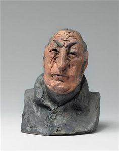 Count Francois Dominique Reynaud Montlosier - Honore Daumier