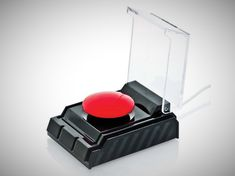 Emergency Red Panic Button - Trending Gear ~ #CoolStuff that #GuysWant