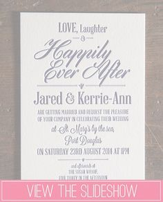 WORDING Love laughter & happily ever after                                                                                                                                                     More