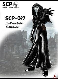 SCP-049 by ValeoAB.deviantart.com on @DeviantArt