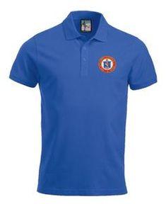 3e87712c15145 Glasgow Rangers Retro Polo. Embroidered Polo ShirtsSchool FootballFootball  ...